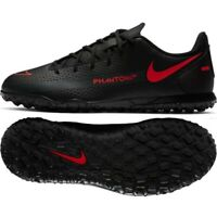 Scarpe da calcio Nike Phantom Gt Club Tf Jr CK8483-060 nero multicolore