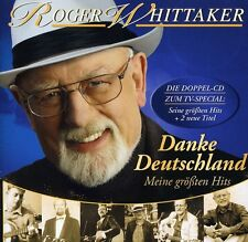 Roger Whittaker - Danke Deutschland: Meine Grossten Hits [New CD] Germany - Impo