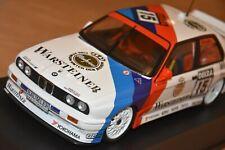 !! BMW M3 E30 DTM, 1:18 Dealer Edition (Minichamps) Ravaglia 1989 #15 SCHÖN !!