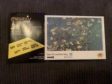 NEW Jigsaw Mini Puzzle Rami di mandorlo-Bag 1000 Pieces & 3D Piececu Puzzle