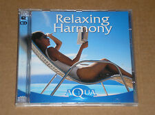 RELAXING HARMONY - 2 CD COME NUOVO (MINT)