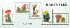 TURKEY/2020 - (Numbered Block) Cactus (Flora, Flower), MNH