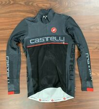 Castelli Team LS Jersey Men's Medium New