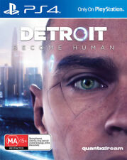 Detroit Become Human PlayStation 4 PS4 Brand New FAST DISPATCH