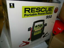 QuickCable Rescue Jump Pack 950 with Air Compressor 604051 New in Box
