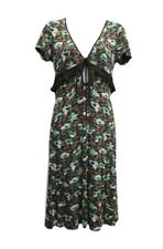 Leona Edmiston Empire Waist Floral Dresses for Women