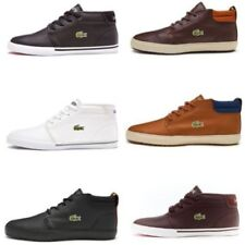 02a4069f55cf Lacoste Black Athletic Shoes for Men for sale