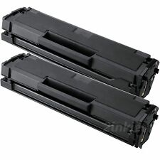 2x MLT-D101S MLTD101S Toner Cartridge For Samsung 101 SCX-3405 SCX-3405FW 3405W