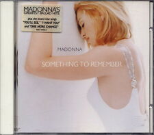 Madonna-something to remember (Greatest Ballads)