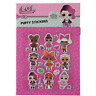 L.O.L. Surprise Puffy Stickers Pack