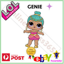 LOL SURPRISE DOLL SERIES 2 GENIE L.O.L DOLLS NEW NEVER USED