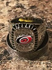 MOLSON CANADIAN CAROLINA HURRICANES 2006 STANLEY CUP RING 2016 NEW PROMO
