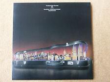 Rundfunk-Sinfonieorchester Saarbrücken - Nordamerika-Tournee 1980  (0632)