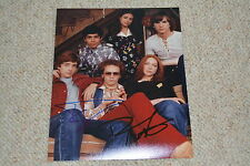 TOPHER GRACE , ASHTON KUTCHER , DANNY MASTERSON signed Autogramm DIE WILDEN 70er
