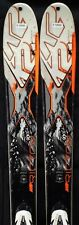 13-14 K2 Rictor 90 XTi Used Men's Demo Skis w/ Bindings Size 170cm #819666