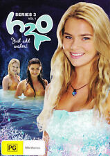 H2O JUST ADD WATER Season 3 Volume 1 NEW (2-DVD) BRAND NEW SEALED TV SERIES