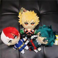 Anime My Hero Academia Boku Academia Izuku Midoriya Plush Pendant Toy Cute