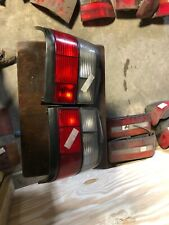 Rover 418 Rear lights