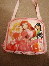 Girls disney princess  lunch bag