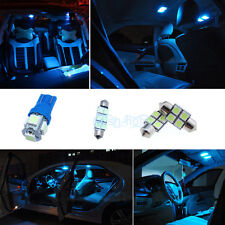 16x Ice Blue LED Interior Light Package For Chevy Silverado GMC Sierra 95-98 *P