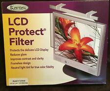 "KANTEK LCD Protector Screen/Monitor Filter 19""-20.1"" *NEW in Box* Last Ones Left"