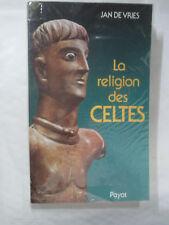 """Jan De Vries """"La religion des Celtes"""" / Editions Payot 1984"""