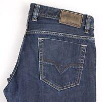 Diesel Hommes Viker-R-Box Standard Jeans Jambe Droite Taille W34 L32 ARZ1635