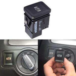 Electronic Handbrake Brake Parking Switch Button For VW Passat CC B6 3C0927225C