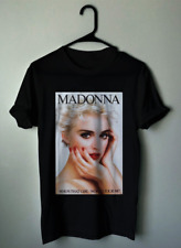 New! Madonna Tour'87 T-shirt, Hypebeast Clothing All Size S to 4XL P585