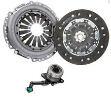 3Pc Clutch Kit Compatible With Fiat Linea 323_ Saloon 1.4 T-Jet 09 2007 To 2010