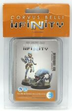 Infinity #631 PanOceania Tech Bee & Crabbot Ancillary Remote Unit (Pistol Knife)