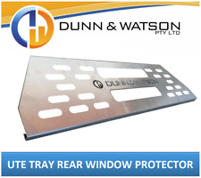 Universal Ute Tray Rear Window Protector (4x4, 4wd, Aluminium, Headboard)