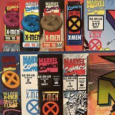Uncanny X-Men Unlimited #1 Prime Adv Of  Cyclops & Phoenix Lot Of 10 Comics!