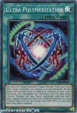 HISU-EN043 Ultra Polymerization Super Rare 1st Edition Mint YuGiOh Card
