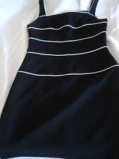 LBD EXCELLENT COCKTAIL BLACK DRESS SIZE 6- RUE DE LA PAIX