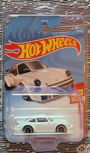2018 Hot Wheels Then and Now Porsche 934 Turbo RSR White 2/10 #44/365