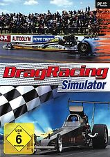 Drag Racing Dragracing Simulator für Pc Neu Ovp Deutsch