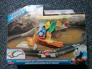 Trackmaster Thomas Daring Derail Set