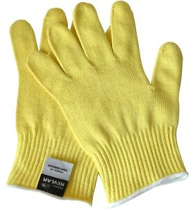 Safety Gloves Industrial Home Work Use Made In Kevlar Cut Resistant All Sizes