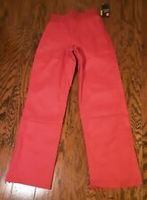Under Armour Women's Storm Coldgear Water Resistant Red Snow Pants 1247771 Small
