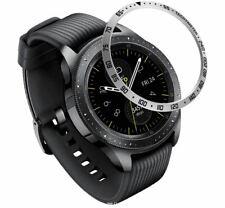 Samsung Galaxy 46mm Gear S3 Frontier Bezel Ring Anti Scratch Cover UK SELLER SI