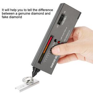 Diamanttester LED Tester Diamant Schmuckstein Edelstein Prüfgerät Diamantprüfer