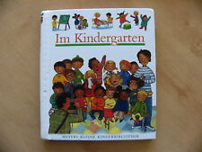 Im Kindergarten, Band 63 Delafosse Jeunesse Meyers kleine Kinderbibliothek