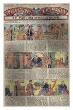 les HISTOIRES EN IMAGES 1931 N°  894 PARFUM HELIOTROPE