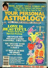 Your Personal Astrology Magazine Fall 1984 Michael Jackson ACC 040417nonjhe
