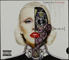 CHRISTINA AGUILERA - BIONIC NEW CD