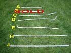 NICE Studebaker President Chrome Trim 56 1956 4 Door  for sale