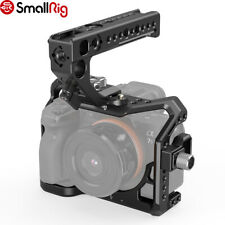 SmallRig Master Kit Cage /Handle/HDMI Clamp for Sony Alpha 7S III A7S III A7S3