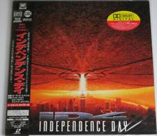 Independence Day - Japanese Laserdisc + OBI - RARE
