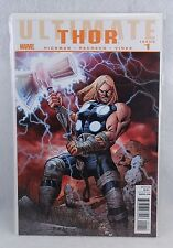 Marvel Comics Ultimate Thor Issue #1 001 Regular Cover Comic Book of 4